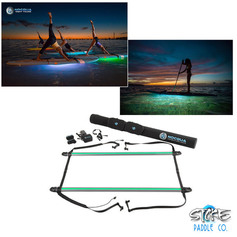 NOCQUA Spectrum Color LED SUP Light Kit