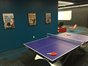 Why Buy a Ping Pong Table for the Home or Office?