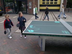 Table Tennis: Why Table Tennis is a Great Game for Children