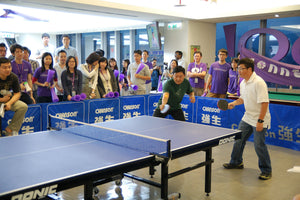 Table Tennis: Why China is Arguably the World Leader in Table Tennis