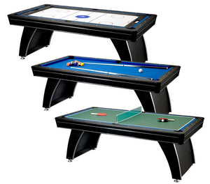 Looking for a Combination Pool Table/Ping Pong Table? Here are Some Great Multi-Purpose Game Tables