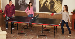 Interested in Purchasing a Black Ping Pong Table? Here are Some of the Top Black Ping Pong Tables Available