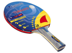 Looking for a Pro-Style Ping Pong Paddle? Try the Garlando Tornado Table Tennis Racket