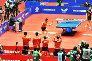 Ping Pong: Is Ma Long the World's Best Ping Pong Player?
