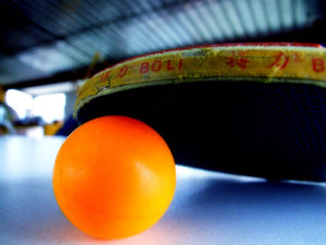 Ping Pong Balls: The Different Types of Ping Pong Balls