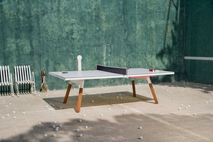 Looking for a Ping Pong Dining Table? Try the RS Barcelona You and Me Ping Pong Table