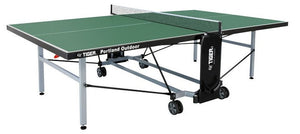 Ping Pong Table of the Week: The Tiger Portland Outdoor Ping Pong Table