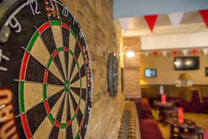 Dartboards & Cabinets