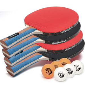 Table Tennis Racket Sets
