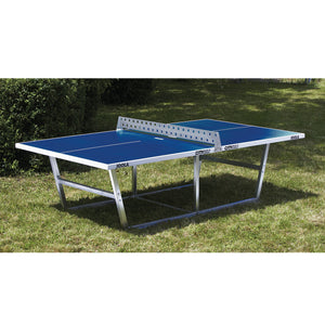 JOOLA City Outdoor Table Tennis Table with Metal Net
