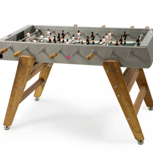 RS Barcelona RS#3 Wood Inox Football Table