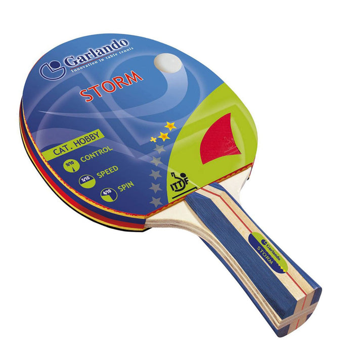 Garlando Storm Table Tennis Racket