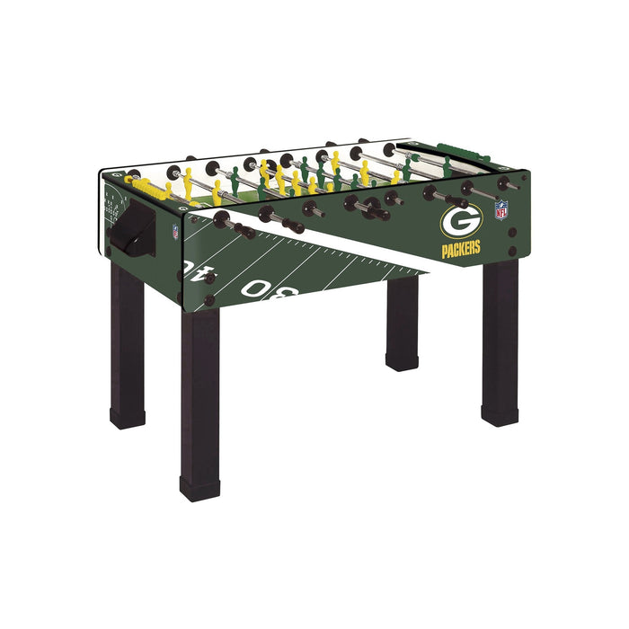 NFL Foosball Table - Green Bay Packers