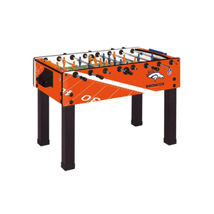 NFL Foosball Table - Denver Broncos