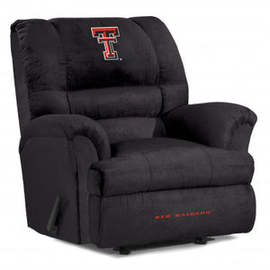 Texas Tech Red Raiders NCAA Big Daddy Microfiber Recliner