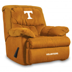 Tennessee Volunteers NCAA Microfiber Home Team Recliner
