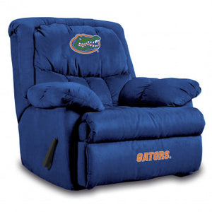 Florida Gators NCAA Microfiber Home Team Recliner