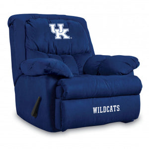 Kentucky Wildcats NCAA Microfiber Home Team Recliner