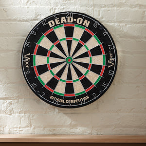 VIPER DEAD-ON BRISTLE DARTBOARD