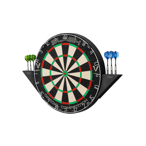 VIPER SLASH SISAL BRISTLE DARTBOARD