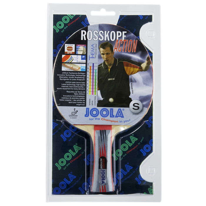 JOOLA Rosskopf Action Recreational Table Tennis Racket