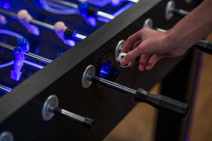 "58.2"" LED Foosball Table"