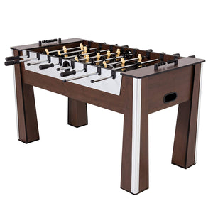 "60"" Fast-Assembly Foosball Table in Walnut"