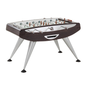 "63"" Exclusive Modern Wood Foosball Table with Leg Levelers"