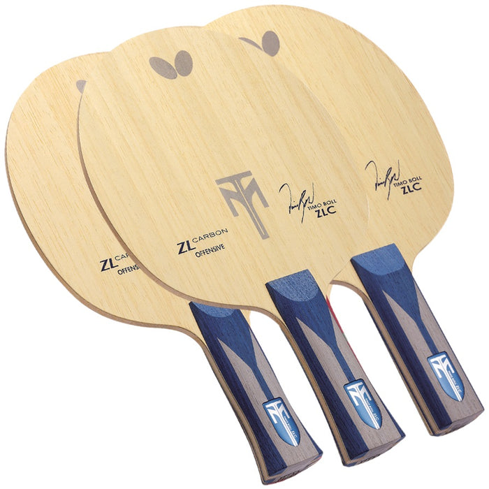 Butterfly Timo Boll ZLC Table Tennis Blade