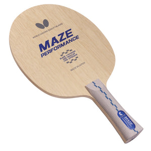Butterfly Maze Performance Table Tennis Blade