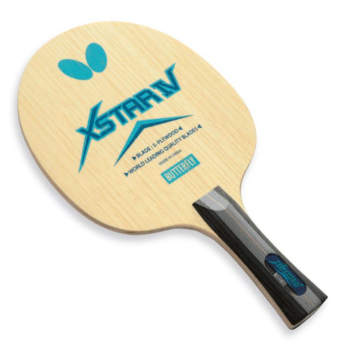 Butterfly XStar IV FL Table Tennis Blade
