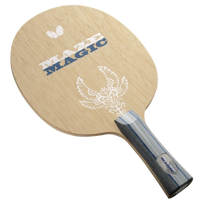 Butterfly Maze Magic Table Tennis Blade
