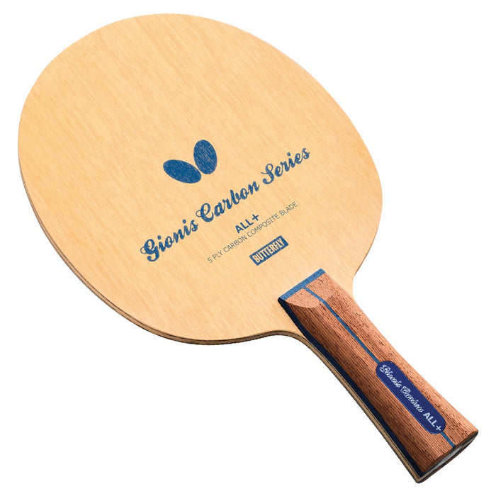 Butterfly Gionis Carbon ALL+ Table Tennis Blade