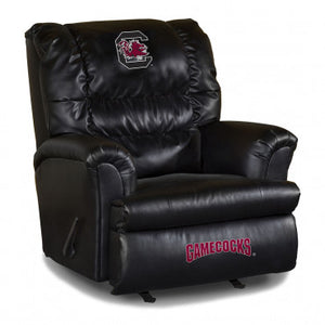 South Carolina Gamecocks NCAA Big Daddy Leather Recliner