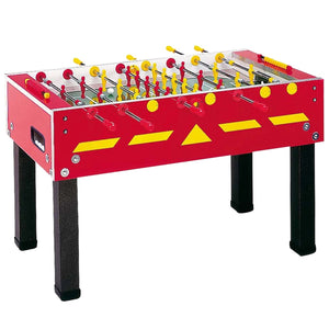 "56"" G-500 Red Indoor/Outdoor Foosball Table"