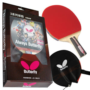 Butterfly Bty 302 CS Table Tennis Racket Set