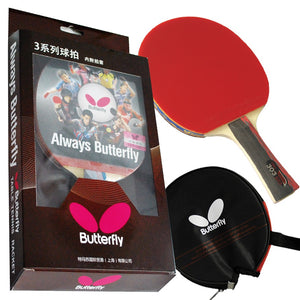 Butterfly Bty 303 FL Table Tennis Racket Set
