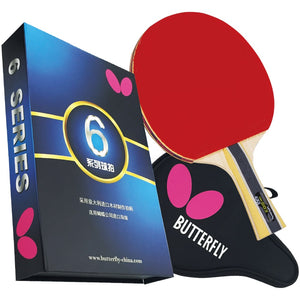 Butterfly Bty 603 FL Table Tennis Racket Set