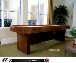 Hudson Berkeley Shuffleboard Table