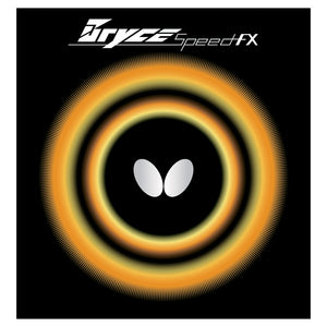 Butterfly Bryce Speed FX Table Tennis Rubber