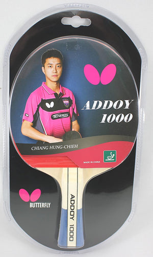 Butterfly Addoy Table Tennis Racket