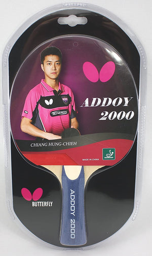 Butterfly Addoy 2000 Table Tennis Racket