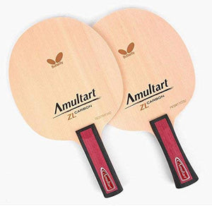 Butterfly Amultart ZL Carbon Table Tennis Blade