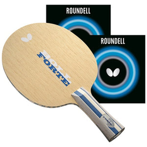 Butterfly Boll Forte Pro-Line with Roundell