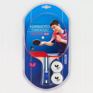 Butterfly Kids Harimoto 1800 Table Tennis Racket