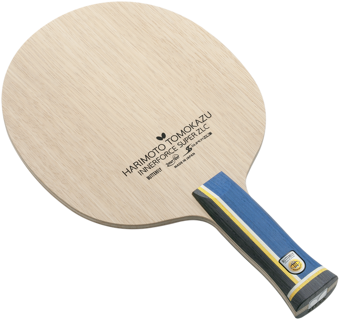 Butterfly Harimoto Innerforce Super ZLC Table Tennis Blade