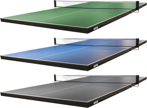 Butterfly/Martin Kilpatrick Table Tennis Conversion Top with 2-Player Set