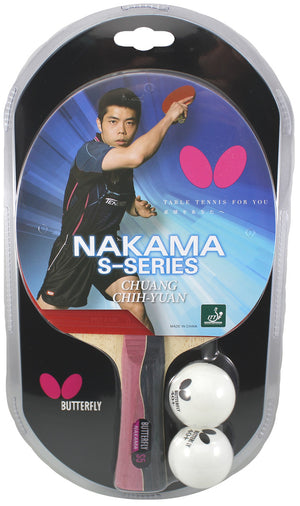 Butterfly Nakama S-5 Table Tennis Racket