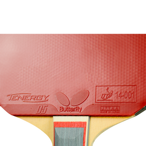 Butterfly Primorac Carbon FL Pro-Line With Tenergy 05