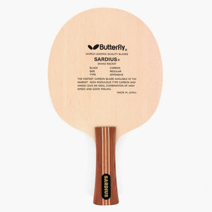 Butterfly Sardius FL Table Tennis Blade